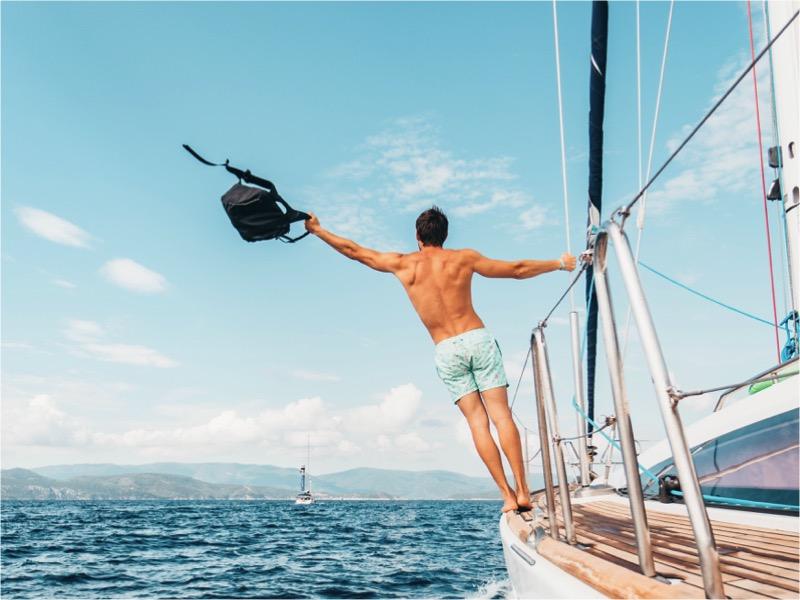 Achtung Yachting, Teneriffa, Sardinien